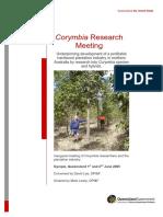 Corymbia Research