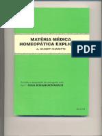 Materia Médica - Charette