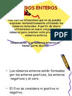 NUMEROS_ENTEROS