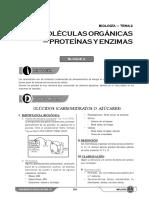 Bio_S2_Biomoléculas Orgánicas y Proteinas y Enzimas
