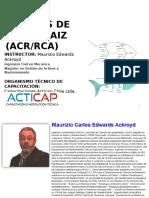 Rca Para Acticap v3