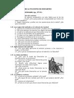 Cuestiones Filosofia Descartes