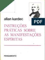 Instruções Práticas Sobre as Manifestações Espíritas (Allan Kardec)