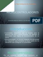 Introducción sobre Microcontroladores