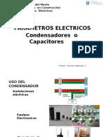 Parametro Capacitor