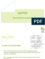 Cell PCH -