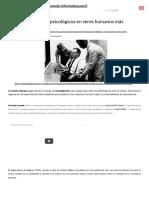 Mente Informatica_ Los 5 Experimentos Psicológicos en Seres Humanos Más Sorprendentes