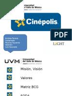 Presentación Final Cinepolis