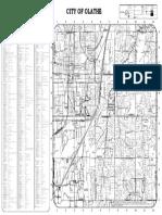 OlatheKSorg Files Development Maps OlatheKSstreetMapDSstreets11x17bwpage7