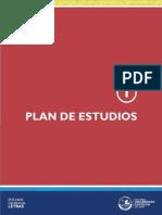 Plan de Estudios EEGGLL 2014 1
