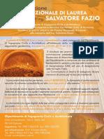 4 Premio Fazio Locandina