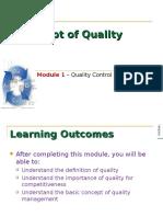 QC Module1