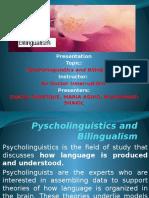 Bilingualism Presentation