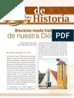 Historia de La Diocesis