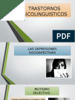 Trastornos psicolinguisticos