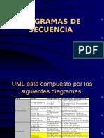 Clase DiagramasDeSecuencia