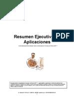 - Introducción General - Resumen Ejecutivo de Las Aplicaciones