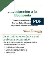 entorno  economico
