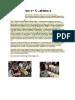 Alimentacion en Guatemala.docx