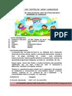PROGRAMAIÓN  D E LISTA  DE  COTEJO 2016  ..,.FALTA   CAMBIAR  ACTV.  - YSA.docx