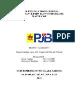 Project Assigment PJB Muara Karang