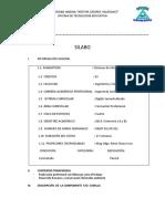 Silabo-sistemas de Informacion Geografica 2014 - i
