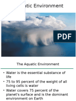 2-The Aquatic Environment