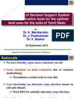 Development of DSS