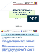 INTRODUCCION A LA UNIVERSIDAD Y AL PROGRAMA. I.pptx