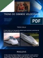 Trens de Grande Velocidade