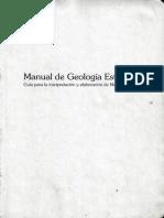 Manual de Geología Estructural - Jorge Arturo Camargo