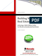 Building Wealth in Real Estate