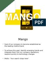 Mango Mobile case