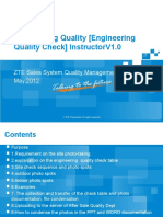 Engineering Quality【Engineering Quality Check】InstructorV1.0_EN