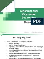 Chapter 11b -- Keynes vs Classical, Updated Sept 12 2015 (1)