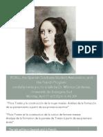 Flora Tristán y la construcción de la mujer mesías