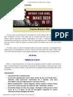 Charles Brenson Bier_ Como Fazer Cerveja - Iniciantes