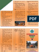 Brosur Informasi Penting Mengenai Banjir_521706