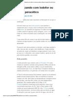 Sanitizando Com Iodofor Ou Ácido Peracético _ Blog Cervejarte (Ricardo Rosa)