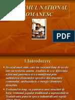Prezentare_ Costumul Popular Romanesc