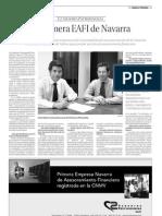 La primera EAFI de Navarra