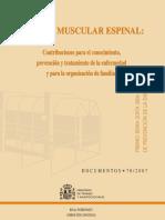 Artrofia Muscular Espinal