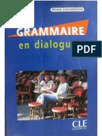 Grammaire en Dialogues niveau intermédiaire