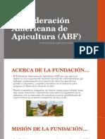 La Federación Americana de Apicultura (ABF)