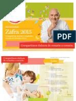 Recetario Chango Zafra 2015