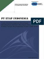 PT ETAP Indonesia Suatu Ilustrasi Lapkeu Berdasarkan SAK ETAP for Published 080415.o