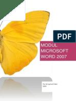 Modul Microsoft Word 2007