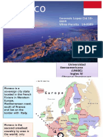 Final Presentation - Monaco