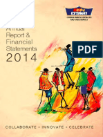 Crown Paints Annual Report 2014