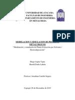 Informe 2PP, Modelacion y Simulacion SEX-EW